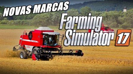 Что нового бросьте во Farming Simulator 0017?