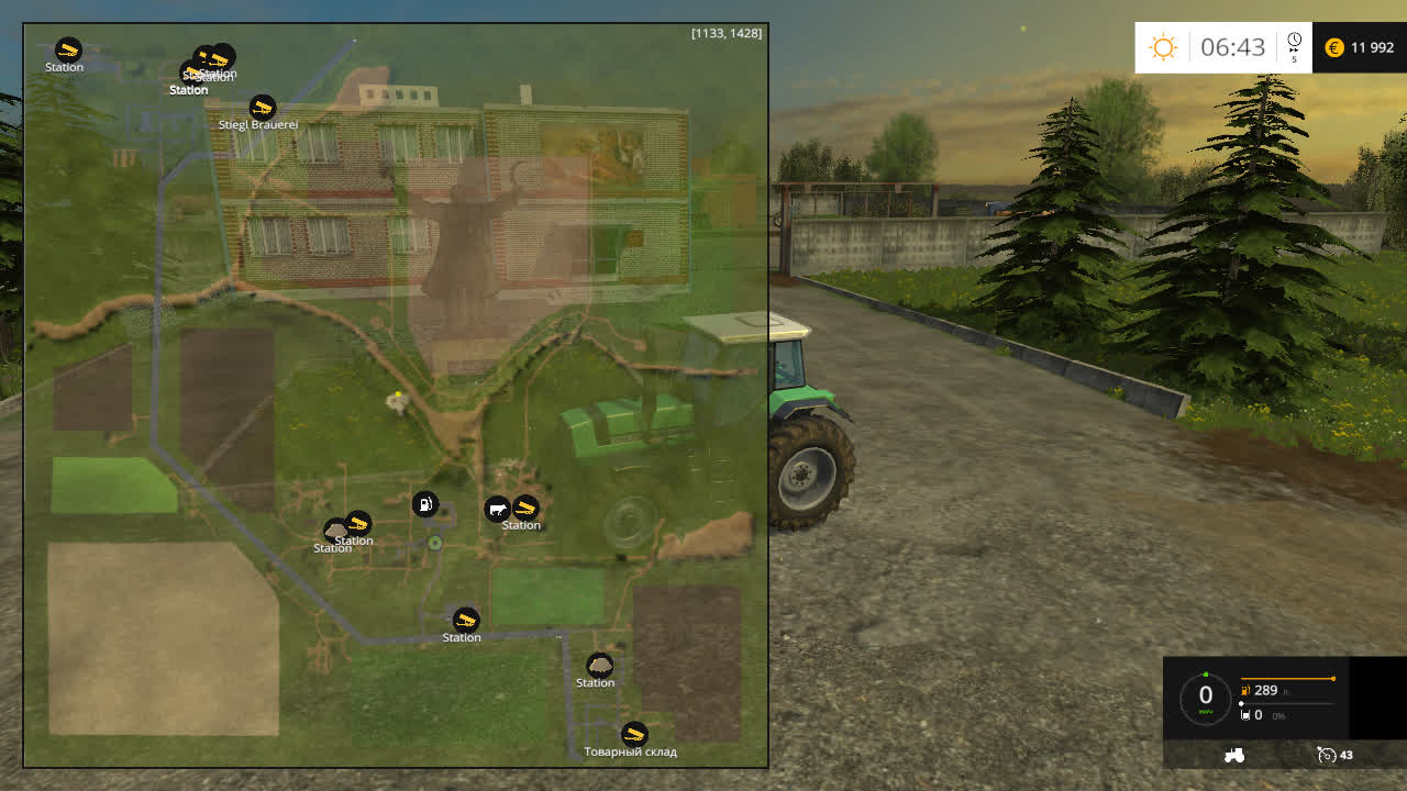 Скачать Симулятор фермы / Farming Simulator 2013 (PC/RUS