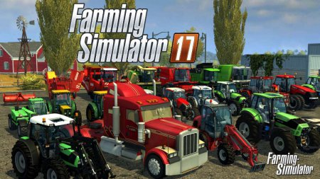 Скачать Farming Simulator 2017 торрент