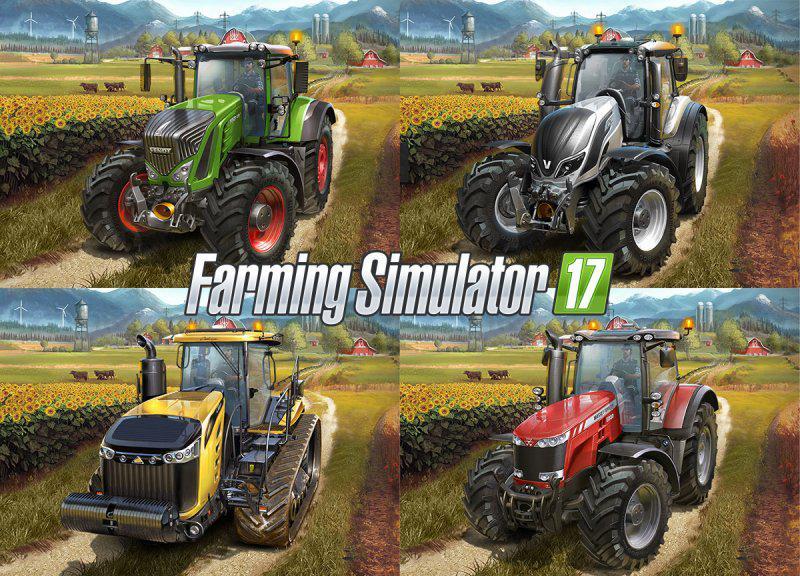 farm simulator 2017 скачать на компьютер