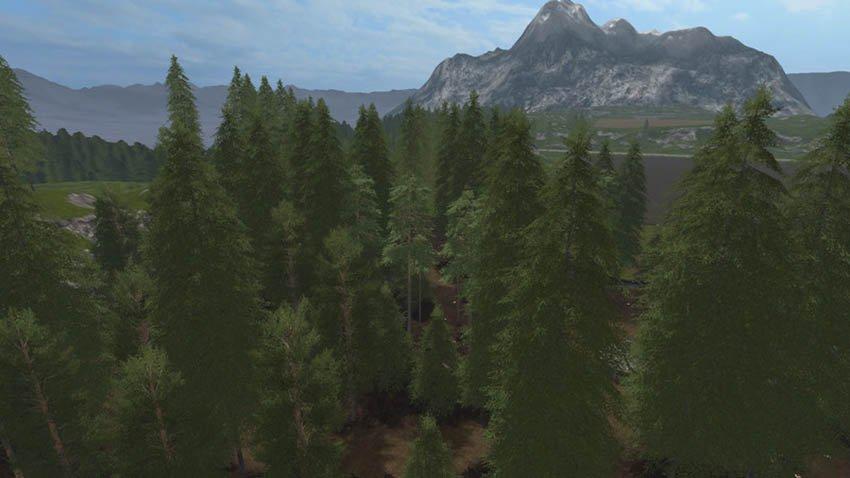 скачать мод на высокие деревья - фото 3