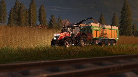 Радио в Farming Simulator 2017