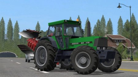 Трактор Torpedo RX 170 для Farming Simulator 2017