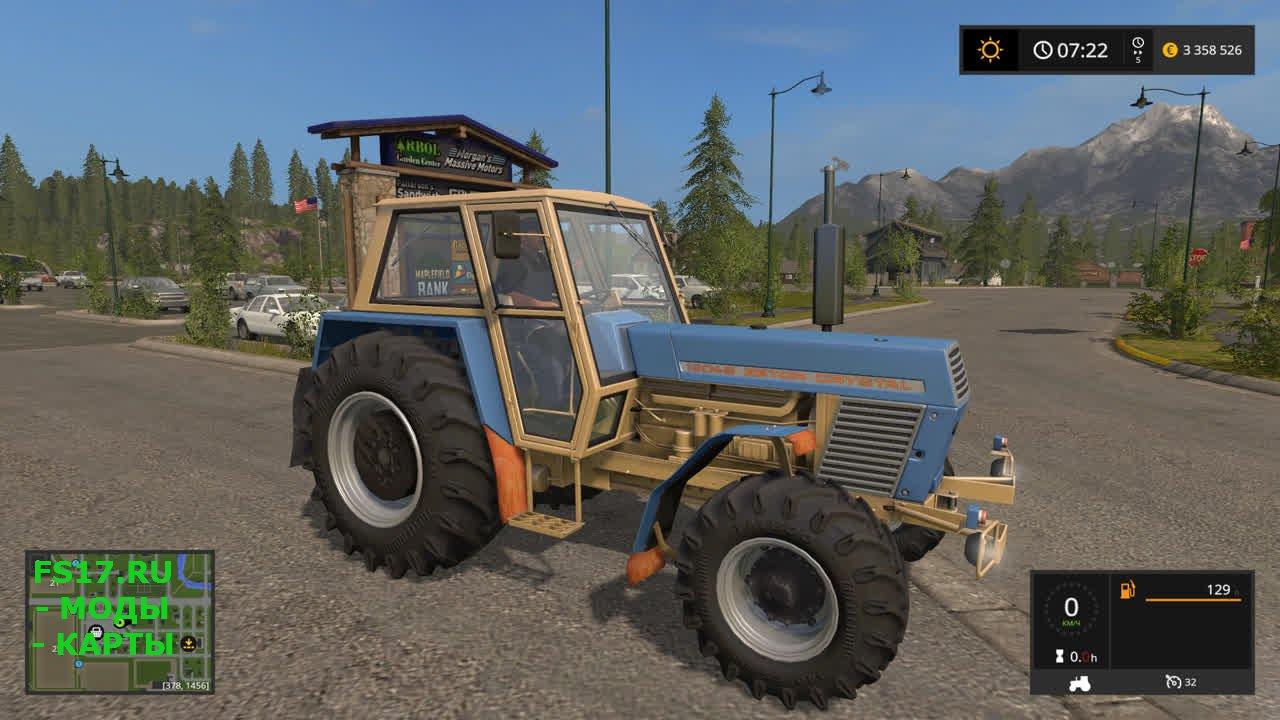 Трактора для Farming Simulator 2015 - mods-fs.com