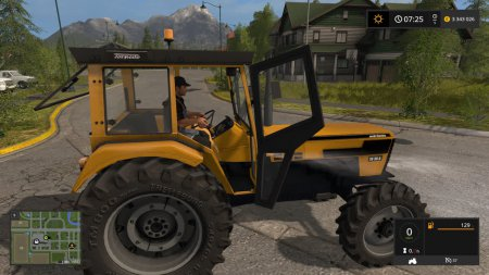 Трактор Deutz Torpedo для Farming Simulator 2017