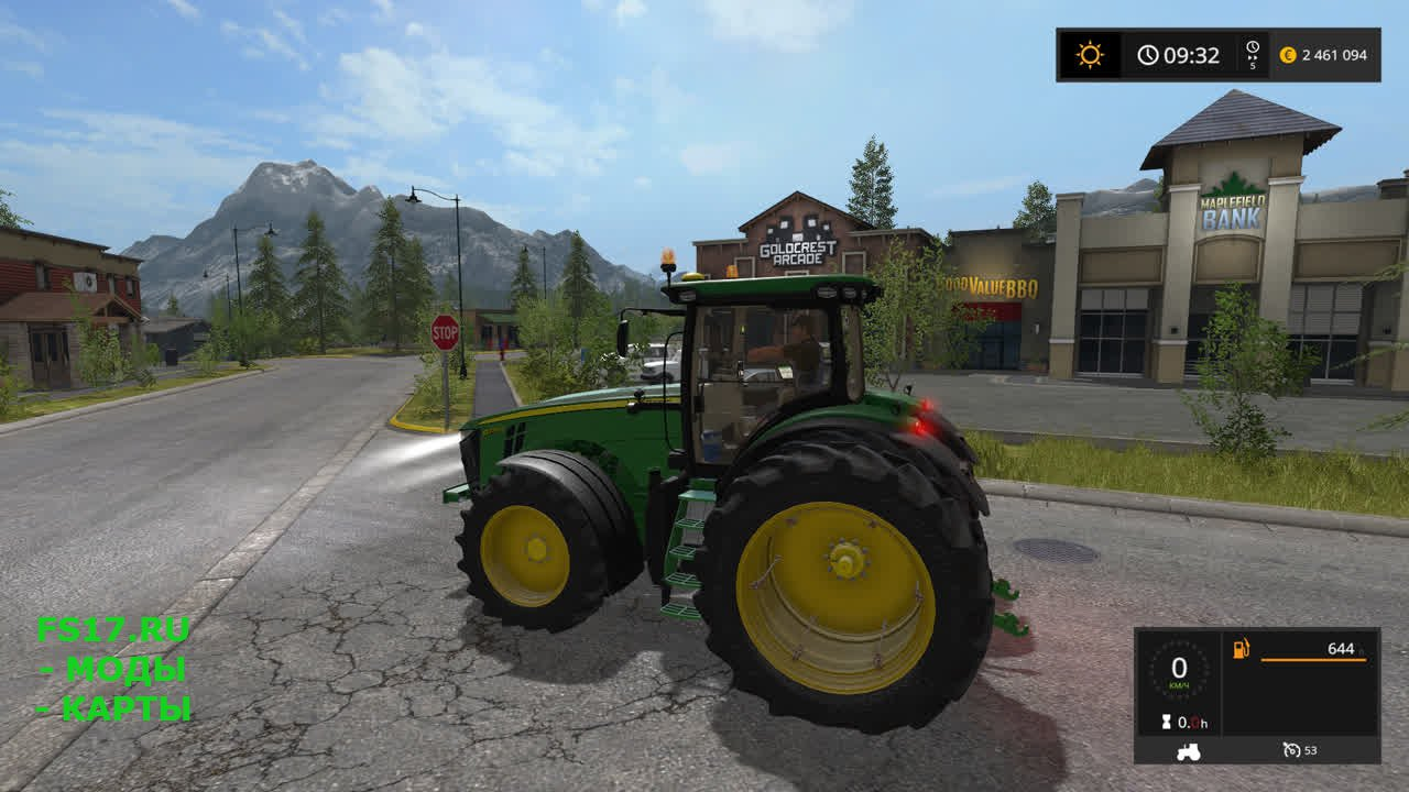 скачать моды для Farming Simulator 2017 косилки