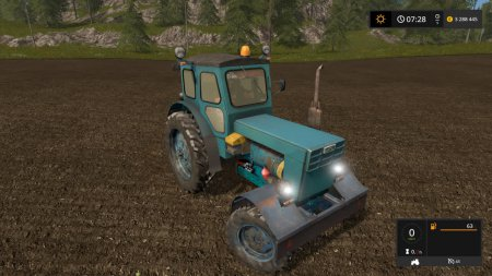 Т-40 АМ для Farming Simulator 2017