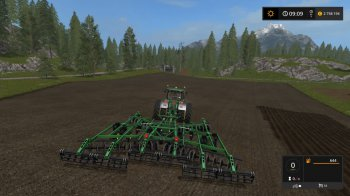 Плуг John Deere 2720 для Farming Simulator 2017