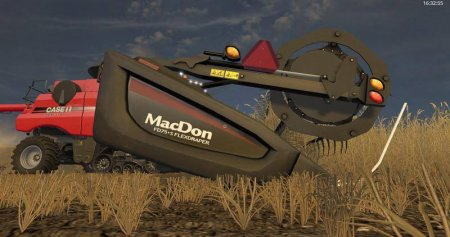MacDon FD75 для Farming Simulator 2017