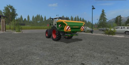 Amazone ZA-M 1501 для Farming Simulator 2017