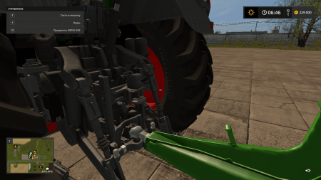 Скрипт MANUAL ATTACHING V1.3 для Farming Simulator 2017