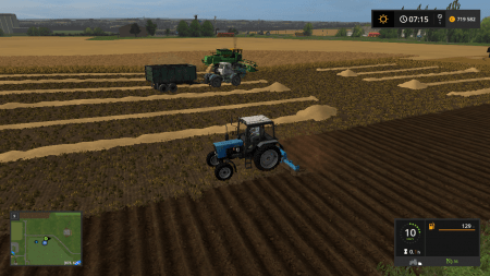 Карта Карта ОАО Тарасово v 2.0 для Farming Simulator 2017