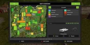 Карта MODIFIED BJORNHOLM V1.0.7 для Farming Simulator 2017