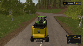 Скрипт Balecounter v 2.0 для Farming Simulator 2017