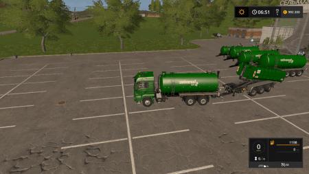 Пак KOTTE UNIVERSAL PACK V1.2.0.0 для Farming Simulator 2017