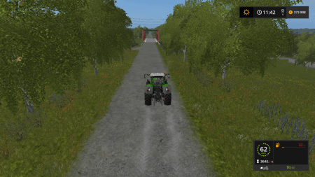 Карта Балдейкино3 v 2.0 для Farming Simulator 2017