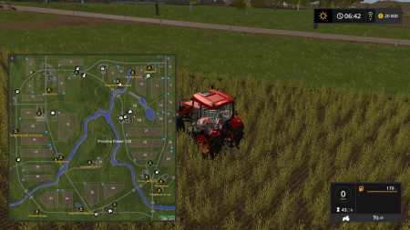 Скрипт телепорт для Farming Simulator 2017