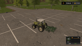 Культиватор BAVARIAN PLOUGH FACTORY 3-406 V1.0 для Farming Simulator 2017