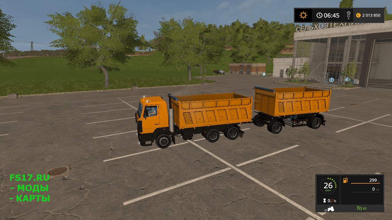 игра для грузовик