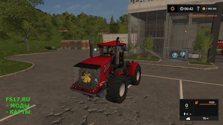 Трактор Кировец 0450 v 0.0.0.0 к Farming Simulator 0017