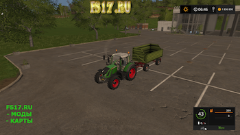Прицеп HW80 CONOW V1.0.0.0 для Farming Simulator 2017