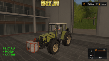 Противовес 800 KG WEIGHT V1.0 для Farming Simulator 2017