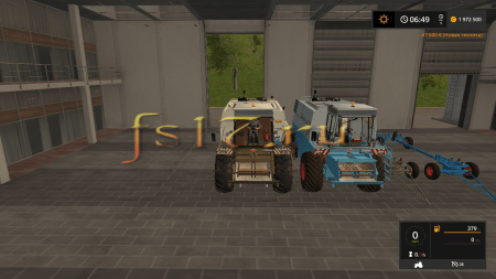 Пак FORTSCHRITT E516 V1.0 для Farming Simulator 2017