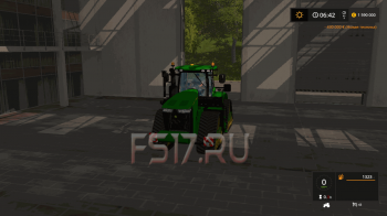 Трактор JOHN DEERE 9560 RX V1.1 для Farming Simulator 2017