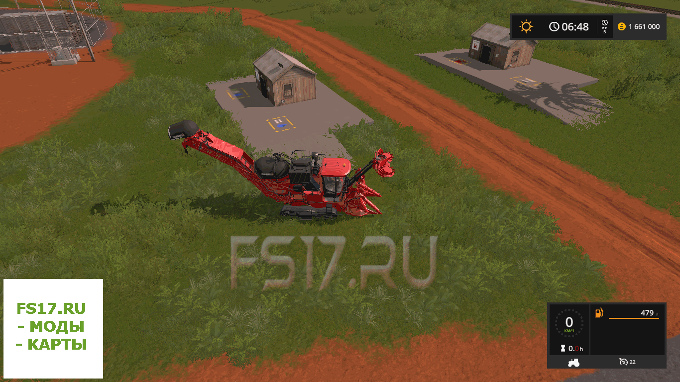 Пак хранилищ LIQUID STORAGE (STORE FUEL OR WATER) V1.0 для Farming Simulator 2017