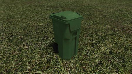 Объект GE WASTECART (PREFAB) V1.0.0.0 для Farming Simulator 2017