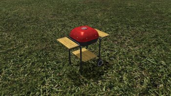 Объект GE GAS GRILLS (PREFAB) V1.0.0.0 для Farming Simulator 2017