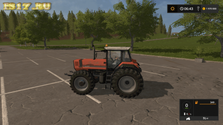 Трактор Deutz Allis 693 v 1.3 для Farming Simulator 2017