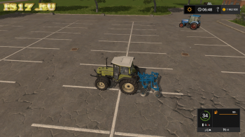 Культиватор OLT SAVA 28 V1.0.0.0  для Farming Simulator 2017