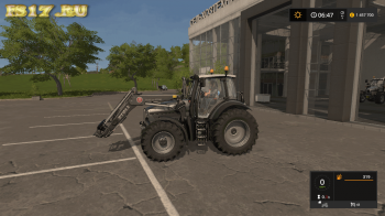 Трактор SAME FORTIS V1.0.0 для Farming Simulator 2017