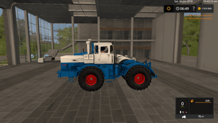 Пак тракторов К700А И К701 v 1.1.0.1 ДЛЯ FARMING SIMULATOR 2017