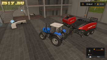 Пак тюкопрессов CASE IH BALER PACK V1.0 для Farming Simulator 2017