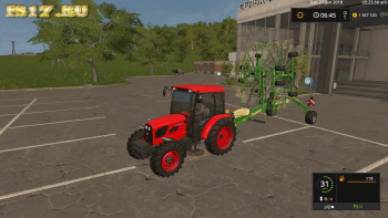 Валковая жатка KRONE SWADRO TC930 V1.1.0.0 для Farming Simulator 2017