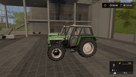 Трактор URSUS 914 V1.0.0.0 для Farming Simulator 2017
