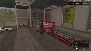 Комбайн Лида 1300 v 1.0.0.1 для Farming Simulator 2017