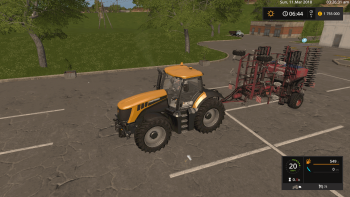 Сеялка LIDAAGROPROMMASH APP 6P V1.1 для Farming Simulator 2017