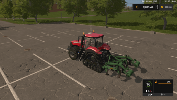 Плуг ГР 3.4 v 1.0 для Farming Simulator 2017