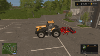 Плуг ZMAJ VIPER 7 V1.0 для Farming Simulator 2017
