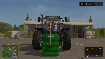 Противовес SUER 800KG V1.1 для Farming Simulator 2017