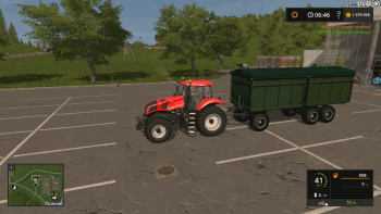 Прицеп ПТС 12 by RT-mods v 3.2 для Farming Simulator 2017