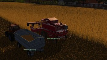Скрипт FILLABLE VEHICLE INFO V1.0.0.0 для Farming Simulator 2017