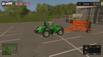 Пак HORSCH CRUISER 12XL GAMLING EDITION V1.0.0.0 для Farming Simulator 2017