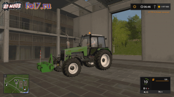 Противовес JOHN DEERE DOUBLE WEIGHT V1.17 для Farming Simulator 2017