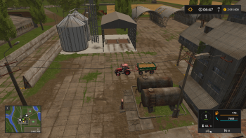 Хранилище FARMSILO V1.1.0 для Farming Simulator 2017
