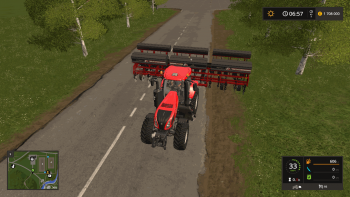 Сеялка SEMEATO SOL TOWER15 E VS ROW V1.0 для Farming Simulator 2017