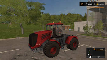 Трактор Кировец К-9450 MR v 1.0 для Farming Simulator 2017